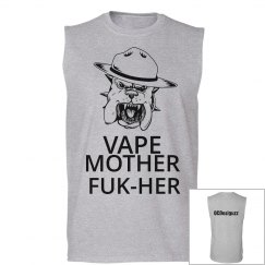 Vape Mother FUK-HER Muscle Tank