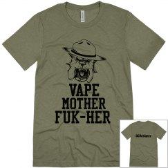 Vape Mother FUK-HER Tshirt