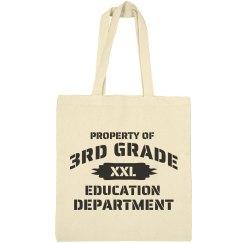 3rd grade Dept.