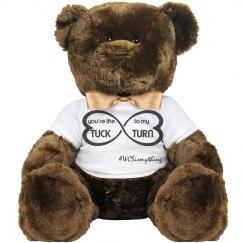 WCS Love Teddy!