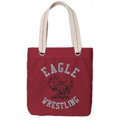 Wrestling bag