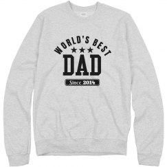 World's Best Dad 2014
