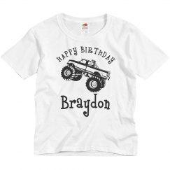 Happy Birthday Braydon!