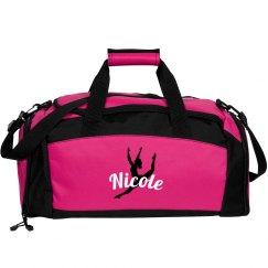 Nicole dance bag