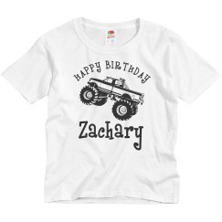 Happy Birthday Zachary!