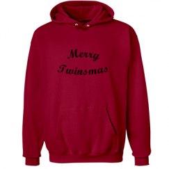 Merry Twinsmas Adult Sweatshirt
