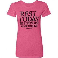 Rest Today - Shirt