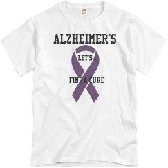 Alzheimer's awareness!