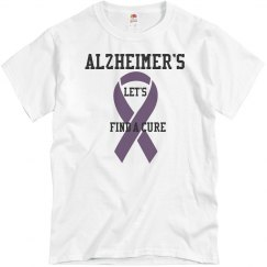 Alzheimer's awareness!