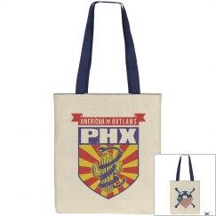 AOPHX Canvas Tote Bag