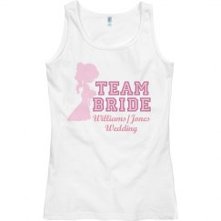 Team Bride Bridemaid