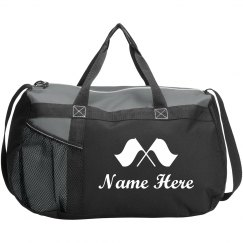 Color Guard Nike Duffel Gear Bag for Practice or Camp