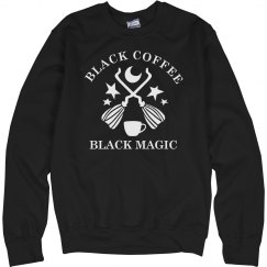 Black Coffee Black Magic