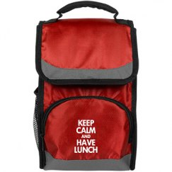 Keep calm have lunch