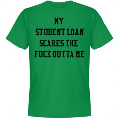 Student loans be scary af