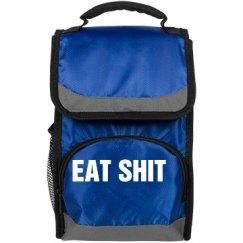 Eat Shit Flap Lunchbag