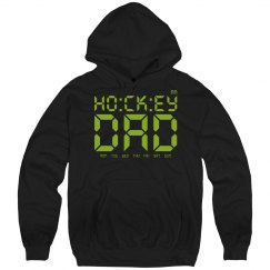 Early To Rise Hockey Dad