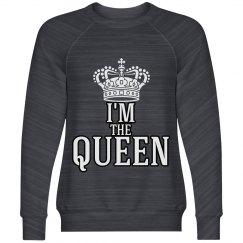I AM QUEEN/GRAY