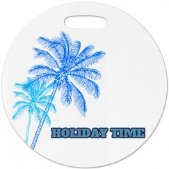 Holiday Time Luggage Tag
