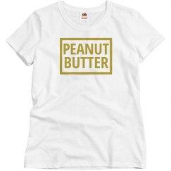 Peanut Butter Costume Shirt