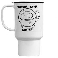 Death Star Coffee Travel