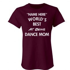 Best at dance mom