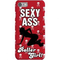 Sexy Roller Derby Girl