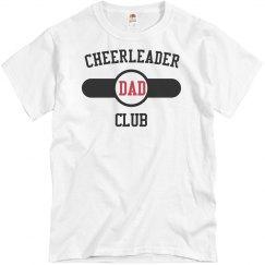 Cheerleader dad club