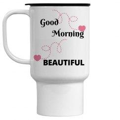Good Morning Valentine Mugs