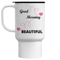 Good Morning Valentine Mugs