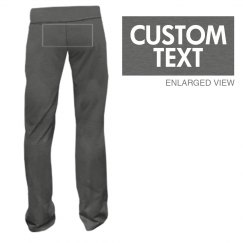 Personalized Comfy Fitness Pants
