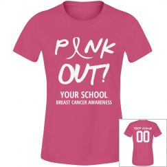 Pink Out Sports