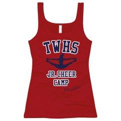 Cheer Camp Cheerleader