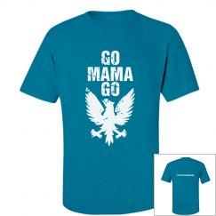 RLAM Go Mama Go Adult T