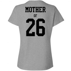 Mother of number 26