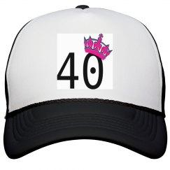 Princess 40 Peak Cap