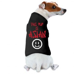 This Pup Is Asian