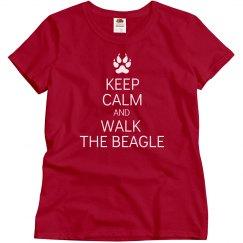 Walk the Beagle