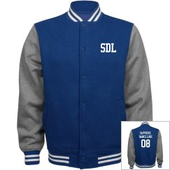 Men's Letterman Varsity Jacket