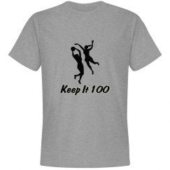 Keep it 100/Girls Ballin