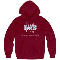 Its a Davis thing
