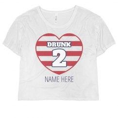 July 4th Drunk 2 Bestie