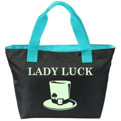 Saint Patricks Lady Luck