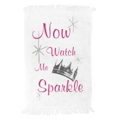 Now watch me sparkle