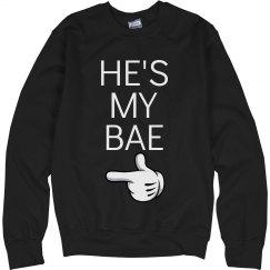 He's My Bae