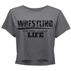 wrestling is a way of life