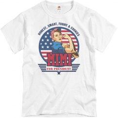 Mimi for President