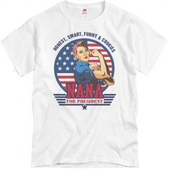 Nana for President