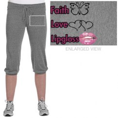 Faith sweats