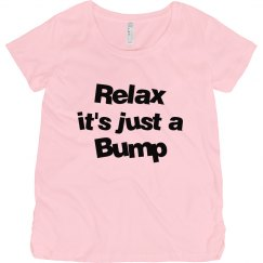 Relax it's just a bump